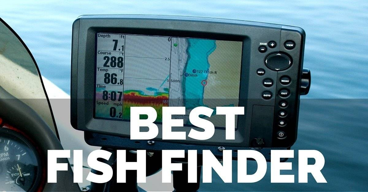 best fish finder reviews 2017 – outdoor tricks, Fish Finder