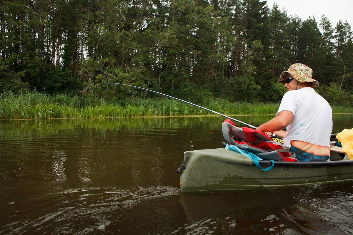 Best fishing kayak for the money in 2018 outdoor tricks for Best canoe for fishing