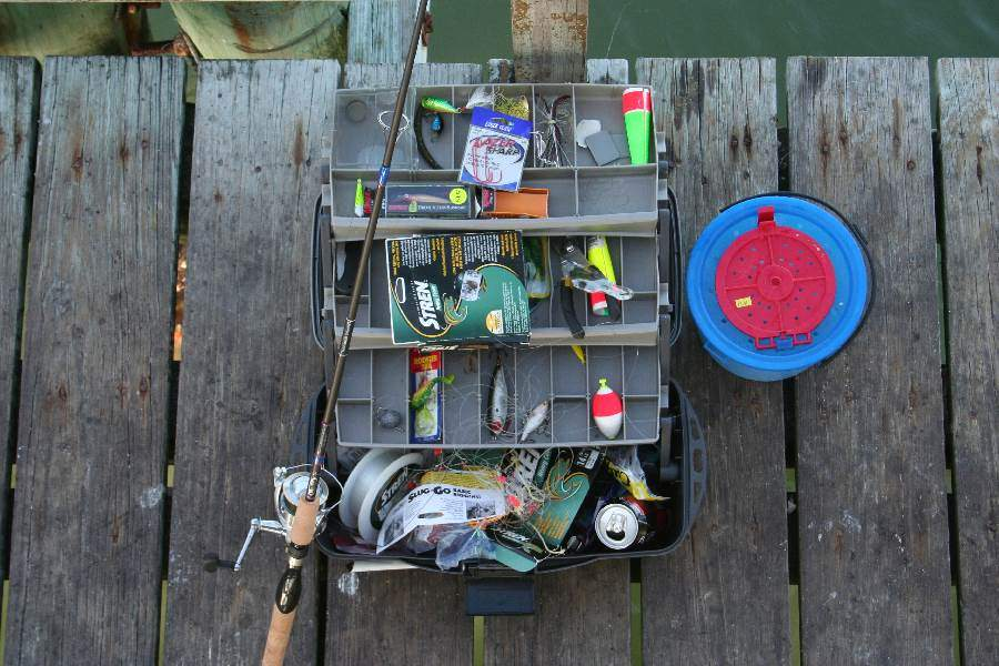 Best Tackle Boxes And Bags Reviews 2018 Outdoor Tricks